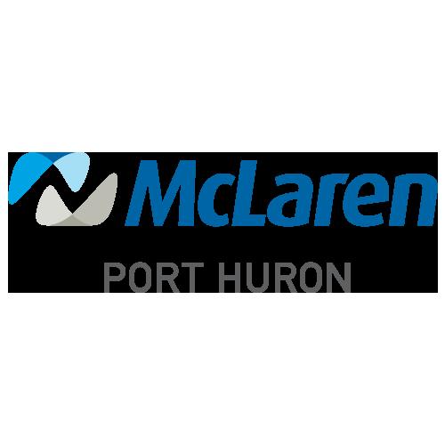 McLaren-Port-Huron-Logo